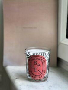Diptyque Baies 190g Graphic Collection Limited Edition - NEW (Retail Price £56)
