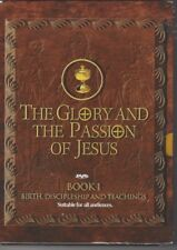 Glory and The Passion of Jesus Book 1 Birth/ Discipleship/ Teachings (DVD, 2004)