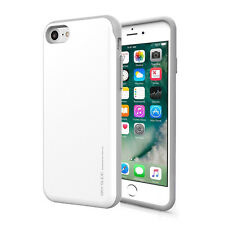 Anti-Shock Case 2-Card Slot Wallet Slide Bumper Case Cover For iPhone Galaxy LG