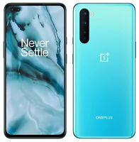 OnePlus Nord 5G Blue Marble, Dual Sim, 12GB 256GB, Official Warranty, No Brand