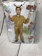 Reindeer Costume Halloween Large 12-14