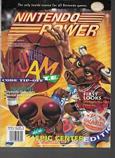 Nintendo Power #70 NBA Jam Metal Warriors Dr. Mario Hulk Bubsy II Top Gear 1995