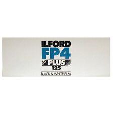 Ilford FP4 PLUS 125 Película Blanca y negra 120 Formato Mediano ROLLO FILM