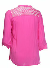 Atmosphere Viscose V Neck Tops & Shirts for Women