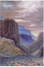 Black Rock Desert Postcard High Rock Canyon Emigrant Trails Judy Hilbish