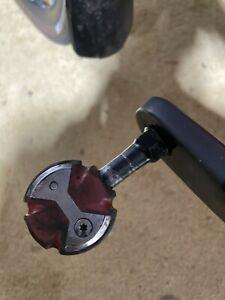 Speedplay Zero Chromoly Pedals Red
