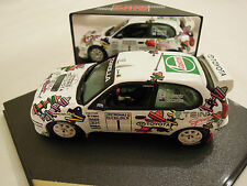 Vitesse / Skid Toyota Corolla WRC Auriol 1998 Malaysia Rally Ships From USA