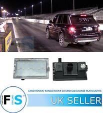 Land Rover Range Rover Sport LS 8SMD LED Error Free Canbus Side Light Beam Bulbs