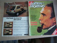 GUERIN SPORTIVO=N°17 (284) 1980 ANNO LXVIII=ASSENTE POSTER