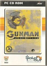 Gunman Chronicles ( PC CD Game ) * NEW * & Sealed, FREE US FIRST CLASS SHIPPING