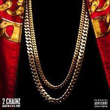Based on a T.R.U. Story [Deluxe Edition] [Bonus Tracks] [PA] [Digipak] by 2 Chainz (CD, Aug-2012, Def Jam (USA))