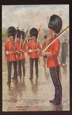 Military The Scots Guards ORIGINAL Harry Payne PPC 1916