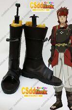 Sword Art Online Klein cosplay shoes boots csddlink