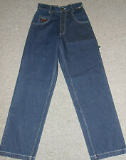 SNOOC B.N.Y. Jeans Hose Baggy blau W 24 L 32 Baumwolle NEUWARE