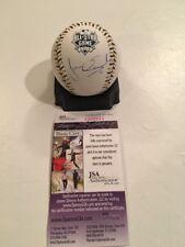 Jose Quintana Cubs Auto Autographed Baseball Ball JSA Cert
