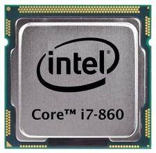 Intel Core i7-860 (4x 2.80ghz) slbjj CPU Socket 1156 #29566