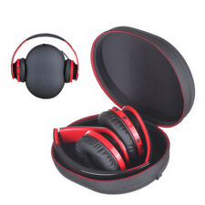 Folding Headphone Headset Hard Case Bag Earphone Storage Carry Pouch Cover