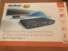 AverMedia AverTv Hybrid TVBox 11 MTVBOXH11 - NEW SEALED !!!!