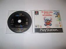 THE MAGICAL WORLD OF DISNEY SUN DEMO ~ UK PAL PlayStation 1 ~ VGC, FULLY TESTED