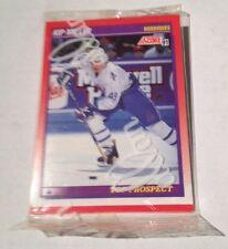 Hockey Score 1991 Allan Promo Pack
