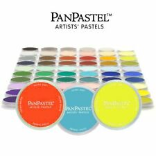 PanPastel Artists' Ultra Soft Pastels - Single 9ml Pans - 97 To Choose From