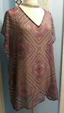 O'Neil Women's Bathing Suit Beach Cover Up Size S