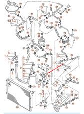 AUDI A3 8P Additional Coolant Pump OEM 5N0965561A New Genuine