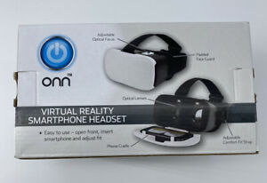 ONN Virtual Reality Smartphone Headset