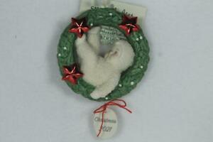 Snowbabies Dept 56 'Hanging Out' 2021 Dated Ornament #6009141 New In Box