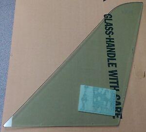 NEW GENUINE PORSCHE 911 912E 930 964 COUPE SEKURIT TINTED LEFT VENT WINDOW GLASS