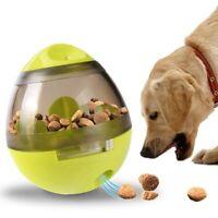 Dog Treat Interactive Food Dispenser Ball Slow Feeding Dog Food Pet IQ Treat Toy