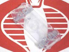 Ben 10 Alien Force BEN TENNYSON Clear Skateboard Bandai 2008 Original Accessory