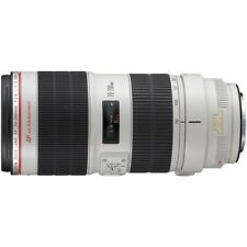 Canon EF 70-200 f/2.8L IS II USM: Image Stabilized Telephoto Zoom Lens