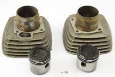 Moto Morini 350 3 1/2 - Zylinder + Kolben 56576576