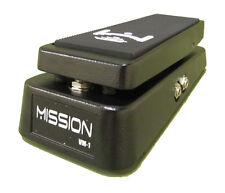 Mission Engineering Vm-1 Volume Pedale con Mute & Accordatore Out - Nero