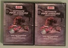 petersens ultimate four wheeling OVER & DOWNUNDER OUTBACK CHALLENGE 1 2   DVD