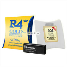 Brand New 2020 R4 Gold Pro SDHC for 2DS 3DS NDS NDSi NDSL game card