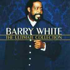 Barry White - The Ultimate Collection - Let The Music Play CD NEU