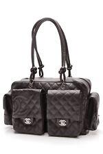 Chanel Cambon Reporter Bag - Black