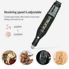 14pcs MultiPro Variable Speed Electric Drill Tool Grinder Engraving Pen Milling