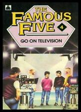 The Famous Five Go on Television (Knight Books),Claude Voilier, A. Bell