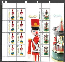 GIBRALTAR Sc 1515-20 NH MINISHEETS of 2015 - EUROPA