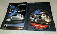 Spy Hunter Playstation 2 PS2 Video Game Complete with Case & Manual Game Tested