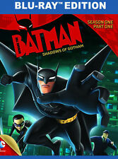 Beware the Batman: Shadows of Gotham - Season 1, (2014, Blu-ray NIEUW) BLU-RAY-R