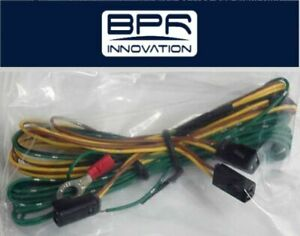 RECON Wiring Kit for Part # 264156 Chevy/GMC 07-13 Cab Lights 264156Y