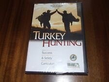 NWTF Turkey Hunting DVD success Safety Curriculum  IHEA CD 27 shoot dont shoot