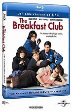 The Breakfast Club: 25th Anniversary Edition [Blu-ray, Region A, 1-Disc] NEW