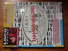 $$9 Loco-Revue N°702 Gerard-TAB  Gare d'eau Roanne  Couverts standard LS  ABJ 4