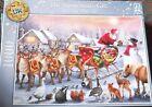 Schmid 1000 piece jigsaw - The Snowmans Gift