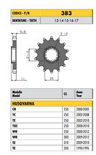 383 - PIGNONE PASSO 520 per HUSQVARNA TE 310 2009 2010